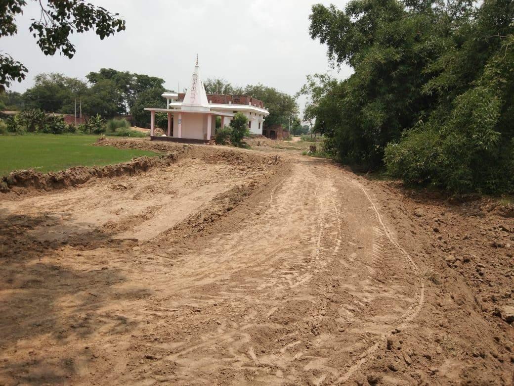 नेगुरा गांव में चला SDM का बुलडोजर, 40 साल के विवाद का हुआ निस्तारण , जनता दे रही है दुआ