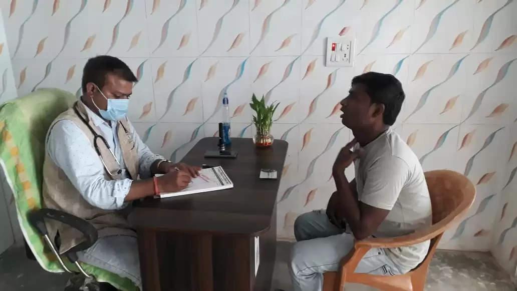 Free Health check up