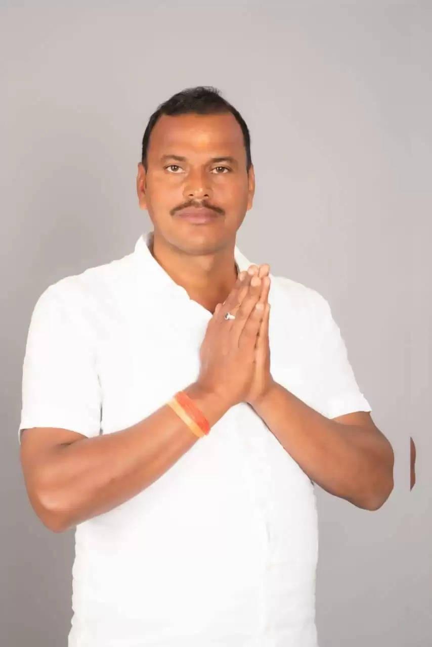 Zila panchayat Member Gopal Singh