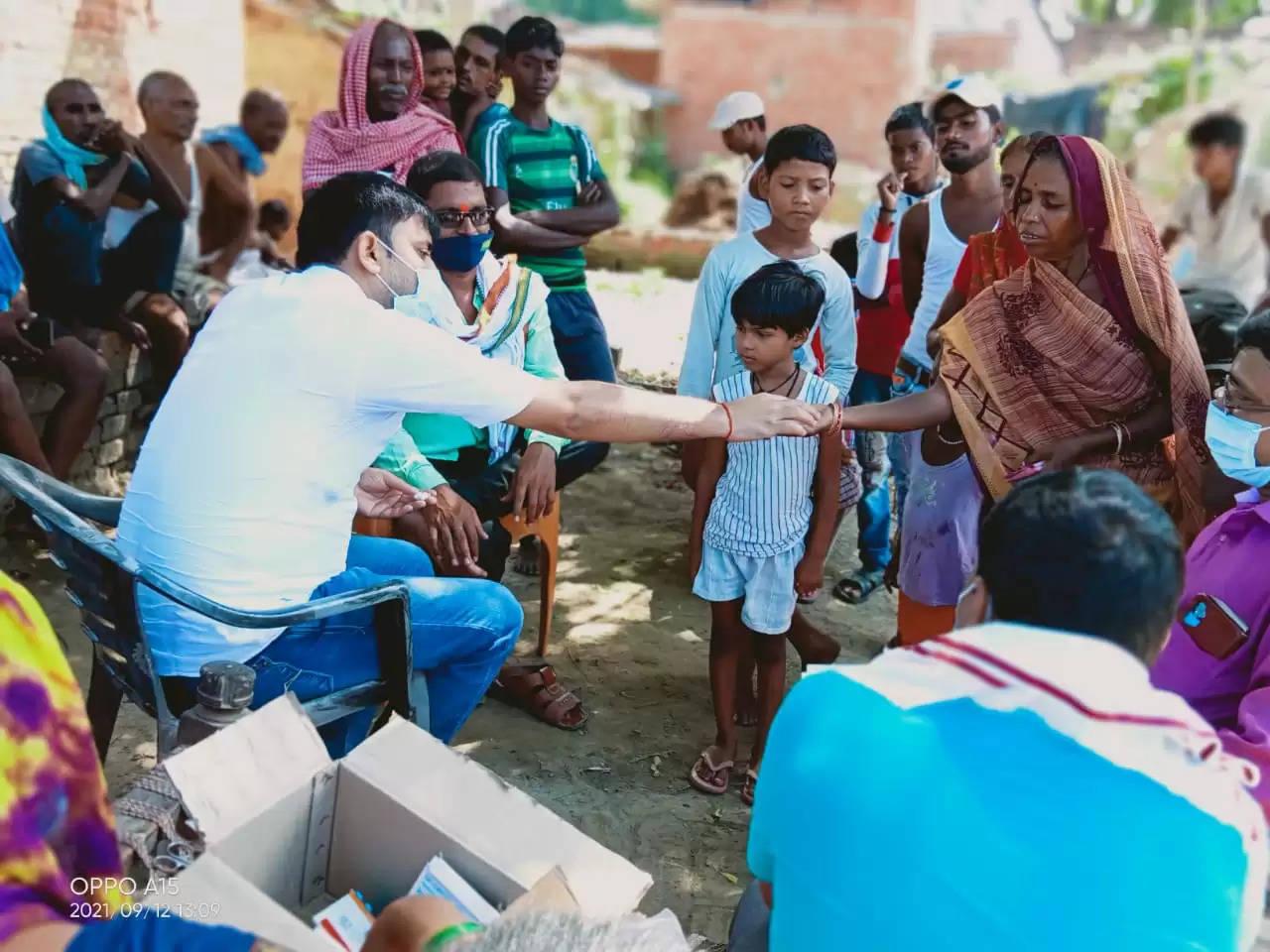 Diarrhea outbreak in Kalyanpur