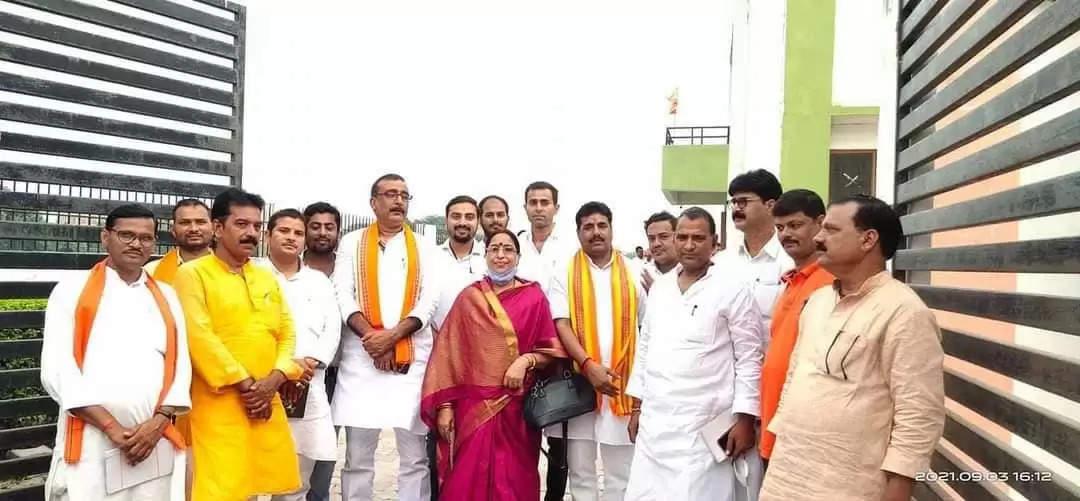 bjp plan for prabuddha varg meeting