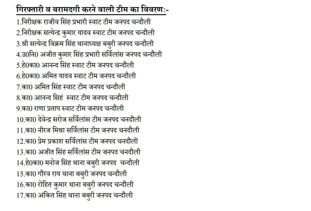 pashu taskari   with 7 criminals