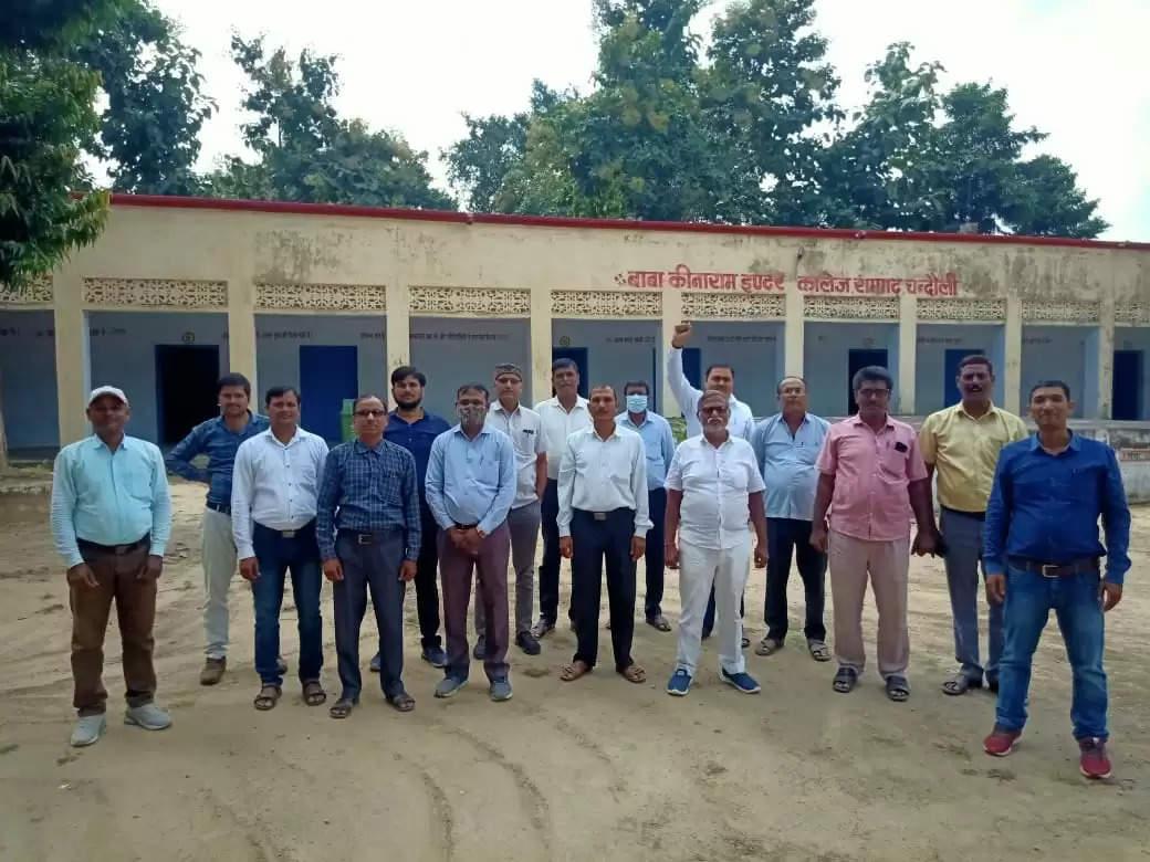 Teachers of Baba Kinram