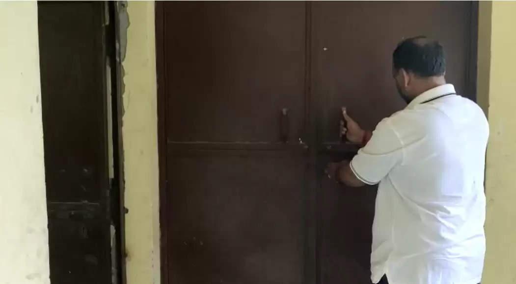 manoj singh w locked power house
