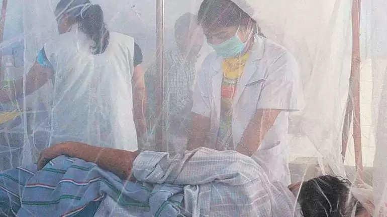 Be Aware New Dengue Cases