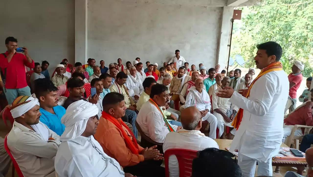 Suryamuni Tiwari