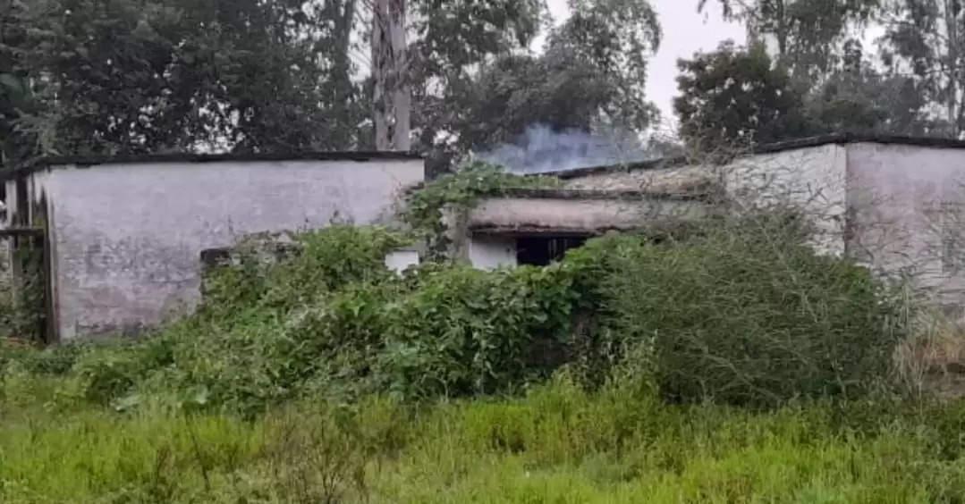 Daharu captured primary school