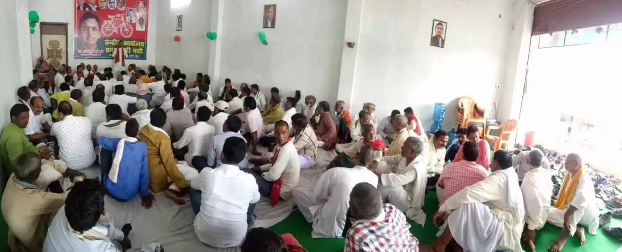 Jitendra kumar attack on bjp