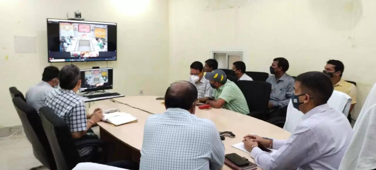 Shilanyas Lokarpan by CM Yogi Today