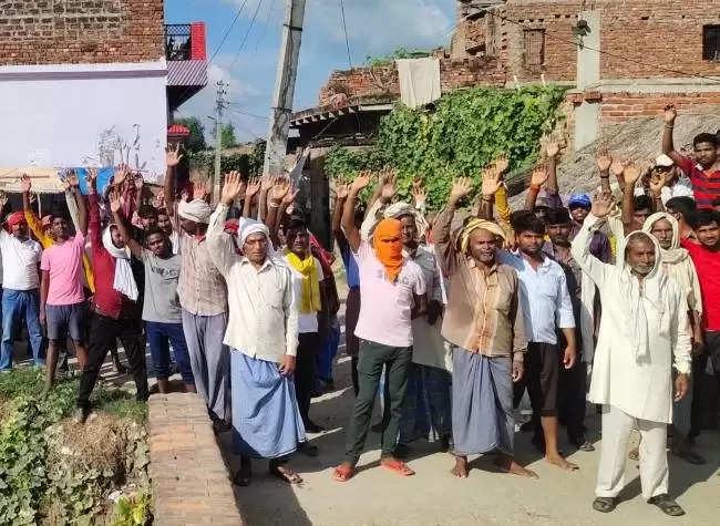 jan chaupal in Fulli Village