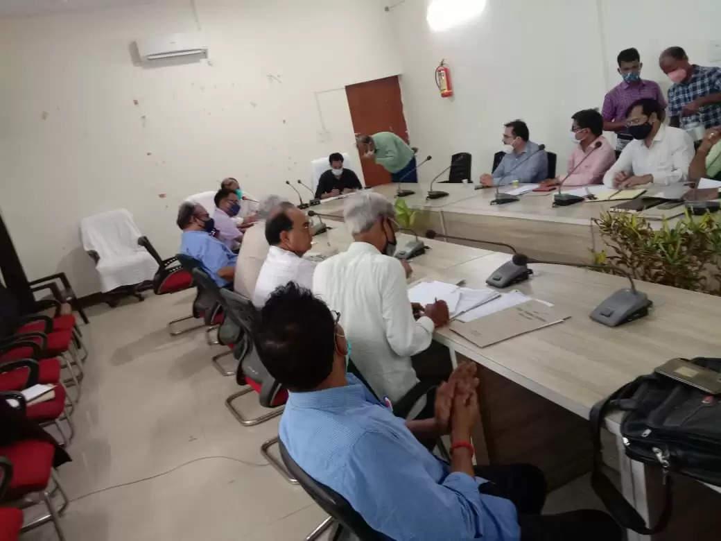 CDO held a meeting