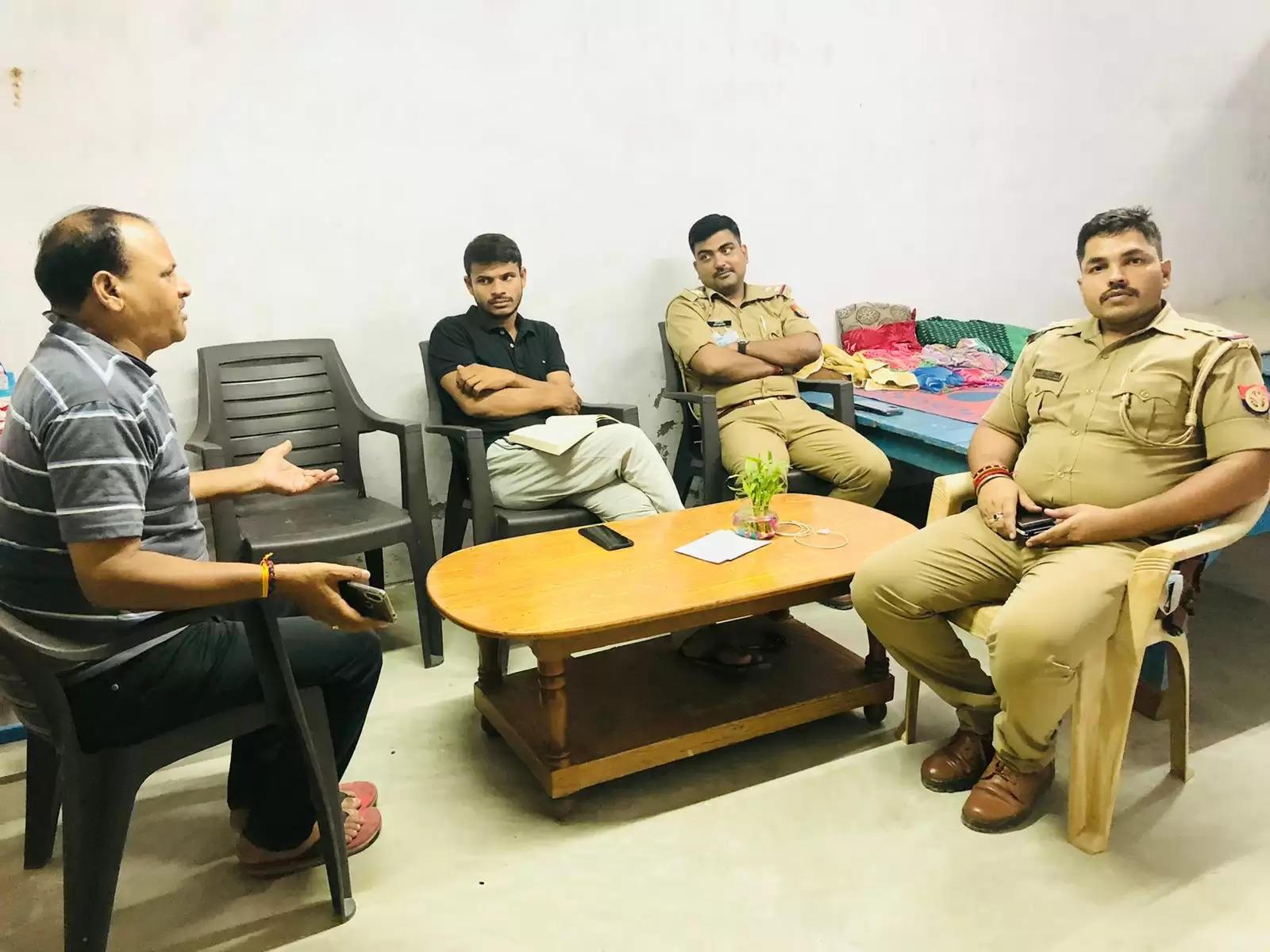 Samajwadi Party Leaders House Arrest