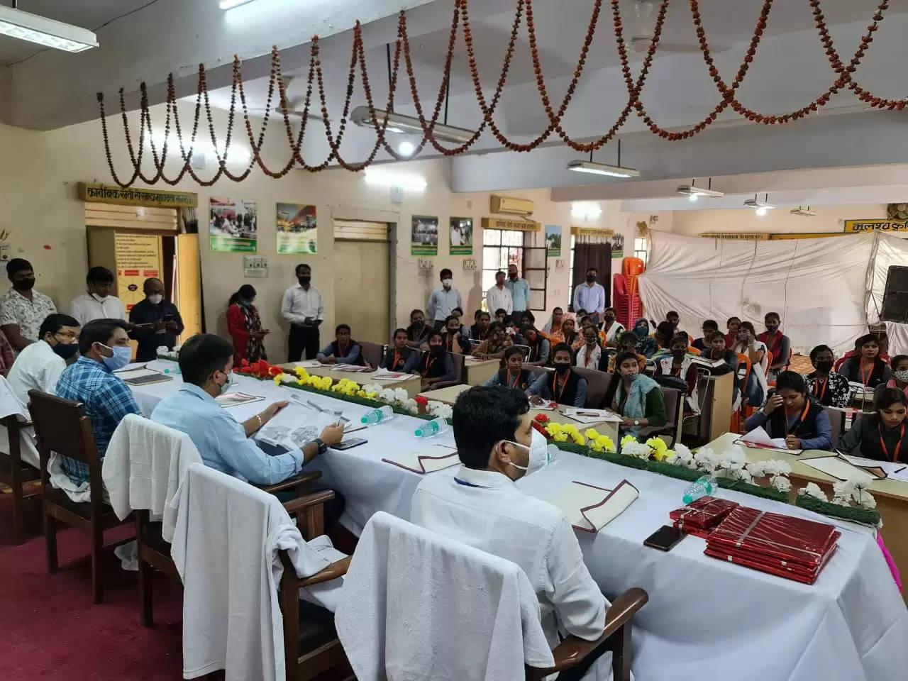 Mission Shakti and Postal Stamp Inauguration